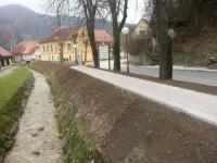 Protipoplavne zaščite za širši center naselja Dobrna