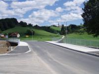 Rekonstrukcija lokalne ceste Dobrna-Hudicev graben-Kristaje